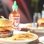 BBQ Beef Burger