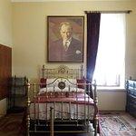 Atatürk'ün kaldığı oda