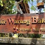 The Fair Warung Bale by the Fair Future Foundation