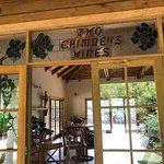 Two Chimneys Vineyard Bild