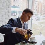 Вкусный чай и красивый вид