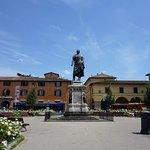 Monument of general Manfredo Fanti