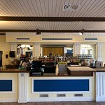 Older guests can enjoy an adult beverage in the Golden Nugget Saloon in Western Town.