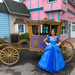 Princess meet & greet during the annual KidsFest event- free with park admission!