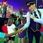 Disney Jr's Choo Choo Soul with Genevieve performing a free concert during KidsFest.