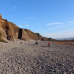 Well worth a visit, especially at low tide
