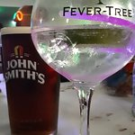 Plymouth Gin and tonic !!!!!