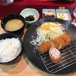 Tonkatsu KYK Kansai International Airport照片
