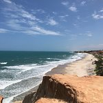 Morro Branco - View from a cliff