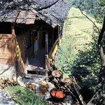 2001: Hauseingang in Da Zai
