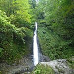 The 30-metre Whitelady Waterfall
