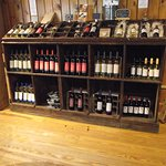 NJ - MOUNT LAUREL – THE CREEK CAFÉ – WINES IN MARKET SECTION
