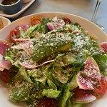 Beautiful salad Chiquito $6 at HH