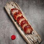 Honey glazed barbecue Iberian pork  蜜汁黑豚肉叉燒