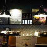 星巴克咖啡馆照片