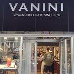 Zdjęcie Vanini Swiss Chocolate since 1871