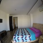 This is one from two Bedroom with private bathroom we have at temuku