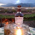 Disfrutar de una vista excelente de Antigua Guatemala