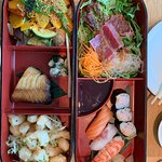 Bento box selection