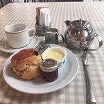 Cream Tea £4.00