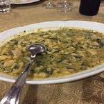 fave e cicoria (antipasto caldo)