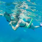 We cater to family fun. Lots to do with snorkeling and sandbar fun.