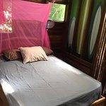 Silverback bedroom
