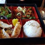 chicken lunch set
