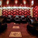 Large Foot Massage Room Area