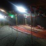 اقامت شبانه در سیاه چادرهای پاسنگان