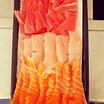 Fresh Sashimi trays