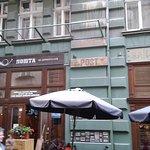 ภาพถ่ายของ Post Office on Drukarska Street