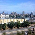 Persoonlijk vond ik het uitzicht over Metz het mooist