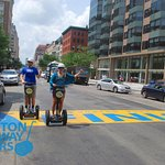 Want to cross the#FinishLineto the country's oldest#marathonat the#Hubof the#World? We can help you get there😉. Join us today on a#Segway#tourin#Boston!www.bostonsegwaytours.net