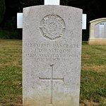 tumba soldado britanico