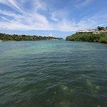 View from Rasta Beach
