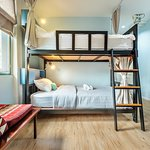 4-Bed Female Dormitory