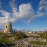 Сюйреньская крепость. Средневековая крепость основана византийцами в VI—XI веках. Позднее входила в состав оборонительной системы готского княжества Феодоро.