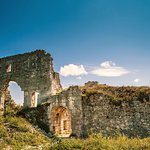 Мангуп-Кале. Средневековая крепость, столица княжества Феодоро.
