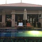 One bedroom pool villa.