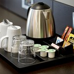 Premier Inn tea/coffee making facilities