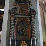 Soest, St. Patrokli, Empire style altar