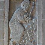 Soest, St. Patrokli, Henricus stone (probably 11th c.)