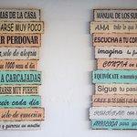 Las normas de la casa :-)