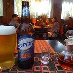 Mongolian Borgio Beer