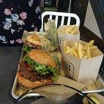 Super Duper Burgers Burger