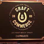 Photo of Craft and Commerce