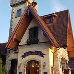 Bavarian Inn Restaurant Castle Shops building