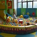Salle de jeux pour les enfants