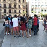 Tours all over the Gothic quarter!